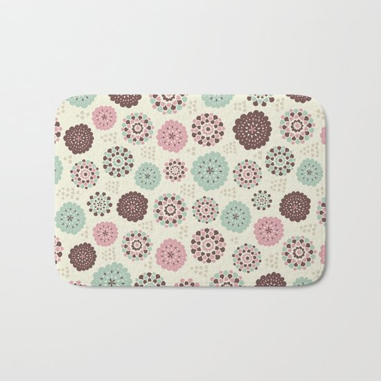 Sweet Mauve Bath Mat
