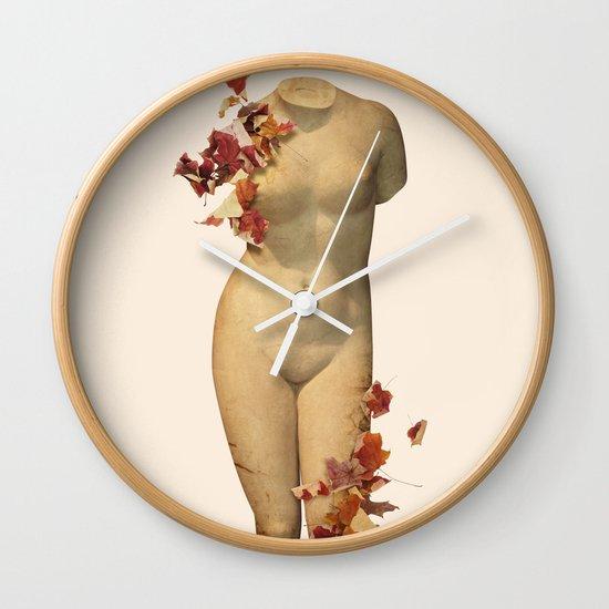 Paradame Shift x Perished Wall Clock