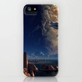 Imaginary  Land 2 iPhone Case