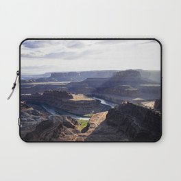 Dead Horse Point State Park Overlook Utah Laptop Sleeve