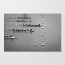 Finisher Canvas Print