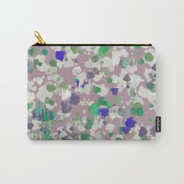 purple yell. Carry-All Pouch