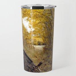 Beautiful pause Travel Mug