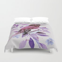 bird 5 Duvet Cover