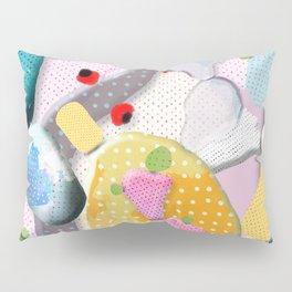 Pink Cactus Mexico Lindo Pillow Sham