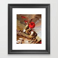 Napoleon Framed Art Print