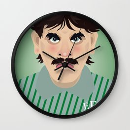 Big Neville Southall, Everton and Wales Greatest goalkeeper Wall Clock