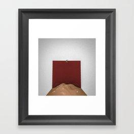 Odd Man Out Framed Art Print
