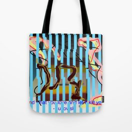 composition #2 Tote Bag