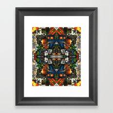 BBQSHOES™: 87 Shirt Dream 1 Framed Art Print