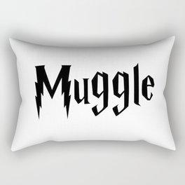 Muggle Rectangular Pillow