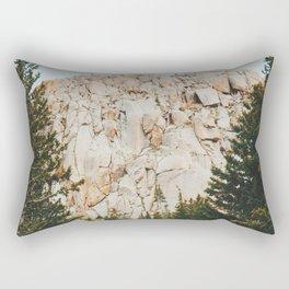 Rocky Mountain Grandeur Rectangular Pillow