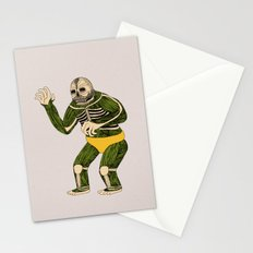 The Original Glowing Skull Stationery Cards