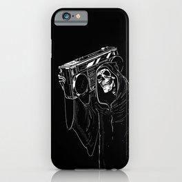 Reaper Beats iPhone Case