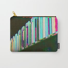 Dominos in the Sky with Rainbows Carry-All Pouch