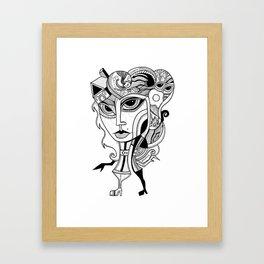 Summer Framed Art Print