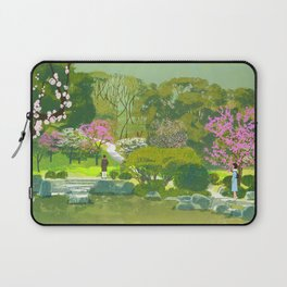 Ume Blossoms Laptop Sleeve