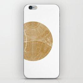 Mercury I iPhone Skin