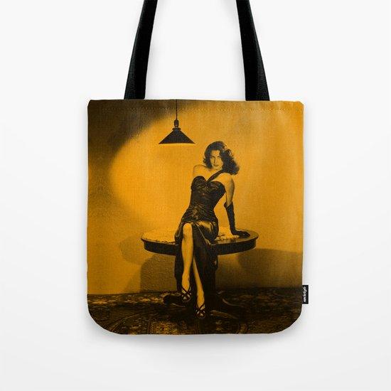 Joan Bennett Tote Bag