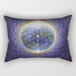 HealingEarth by AutumnSkyeART Rectangular Pillow