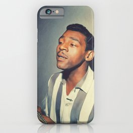Little Walter, Music Legend iPhone Case