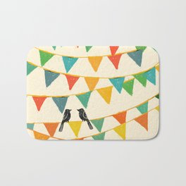 Carnival is coming to town Bath Mat