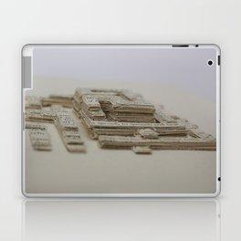 Book Art Maze Laptop & iPad Skin