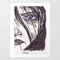 Abusio Art Print