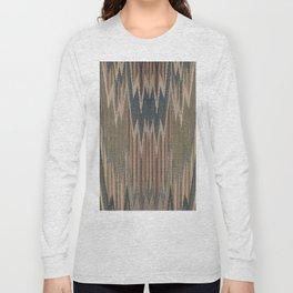 Native Cod Grey Long Sleeve T-shirt