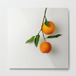 Blood Oranges Metal Print