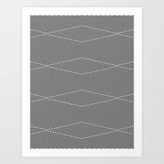 5050 No.5 Art Print