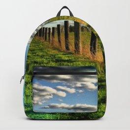 buffalo farm Backpack