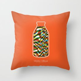 Moloko Vellocet Throw Pillow