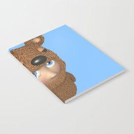 Furry baby Notebook