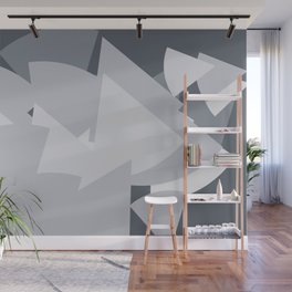 Grayish II Wall Mural