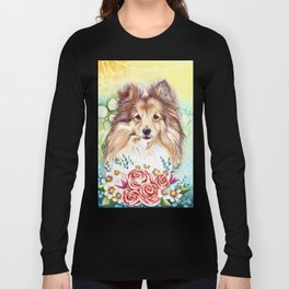 Sweet Sheltie Long Sleeve T-shirt