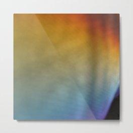 rainbow on a sunday 1 Metal Print