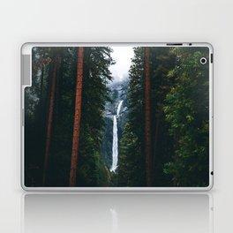 Yosemite Falls - Yosemite National Park, California Laptop & iPad Skin