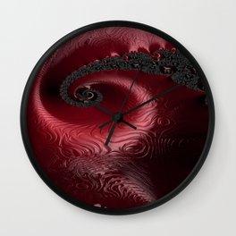 Devil's Tail Wall Clock