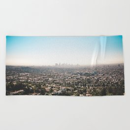 View of the Angels Beach Towel