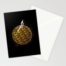 Extravagant Organisms Stationery Cards