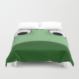 Frog Duvet Cover