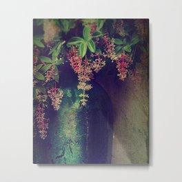 Wanton Blossoms Metal Print