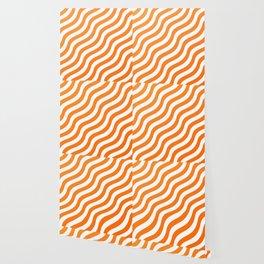 Wavy Dude Pattern Wallpaper