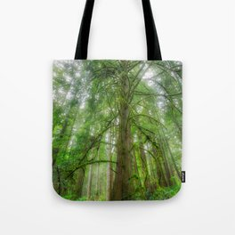Ethereal Tree Tote Bag
