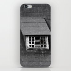 Old Roof Window 6680 iPhone & iPod Skin