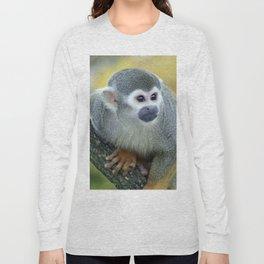 Monkey 004 Long Sleeve T-shirt