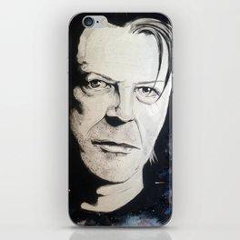 Iggy Stardust iPhone Skin