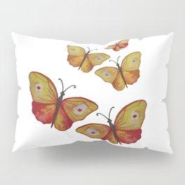 Summer Butterflies Pillow Sham