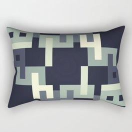 Sequence Rectangular Pillow